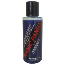 Vopsea directa semipermanenta Manic Panic Amplified - ROCKABILLY BLUE