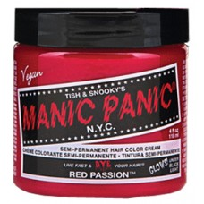 Vopsea Manic Panic - RED PASSION