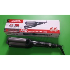 Styler Professional Wave Black&Silver Line